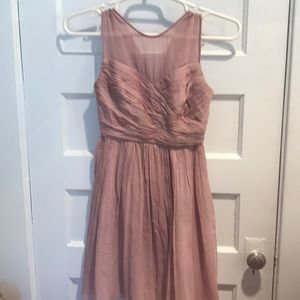 JCrew tulle dress
